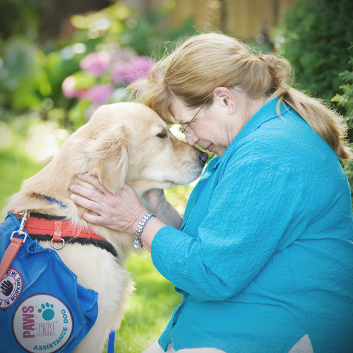 Deciding when to apply for a Successor Assistance Dog can be difficult.